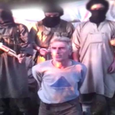 Fransk gisslan avrättad av IS.