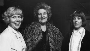 Sävel on vapaan työryhmä Meri Louhos, Aino Pätiälä-Sjösten ja Anita Wetterstrand 1980.