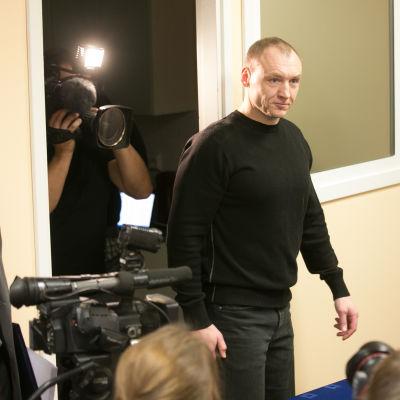 Ryssland frigav säkerhetsagenten Kohver