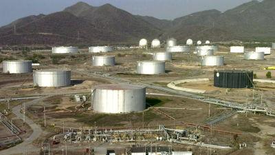 Statsägda oljebolaget PVDSA I Venezuela