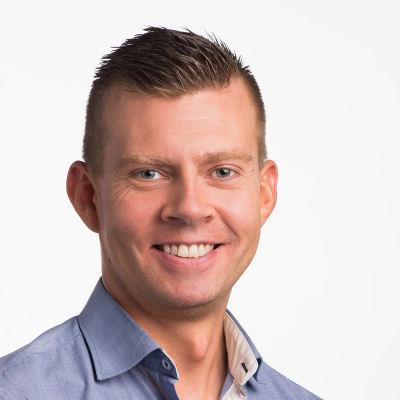 Kanalchef Kaj Backman