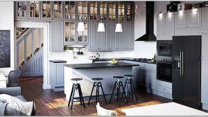 sisustuskuva keittiöstä Ikean kuvastosta