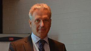 Senior vice president lars Peter Lindfors vid neste 2016