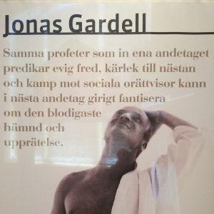 Jonas Gardell i utställningen Der Luthereffekt i Berlin