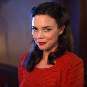 Nina Löwander draamasarjasta Aika on meidän.