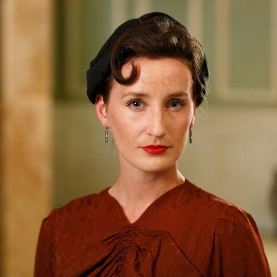 Karaktären Suzanne i dramaserien Vår tid är nu.