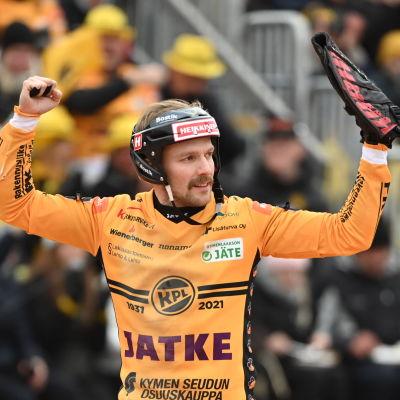 Matti Saukko.