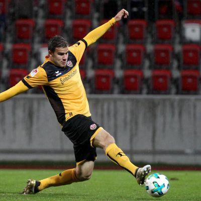Eero Markkanen i Dynamo Dresden.