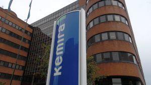 Kemiras huvudkontor i Helsingfors