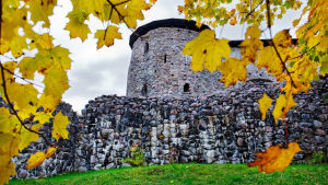 medeltida borg