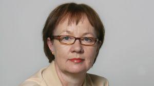 Arja Peiponen är chef för hemvården i södra distriktet i Helsingfors.