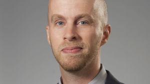 Antto Vihma, forskare vid Utrikespolitiska institutet