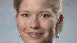 Heidi Schauman, ekonom på Nordea