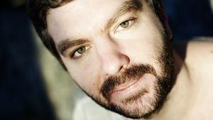 Den svenske författaren Fabian Kastner