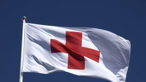Röda korset-flagga