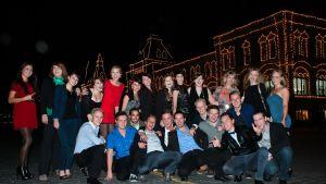 Gruppbild från Röda Torget