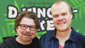 Markus Fagerudd skriver musiken och Oskar Silén regisserar Djungelboken