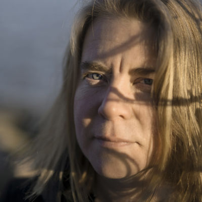 Författaren Heidi von Wright.