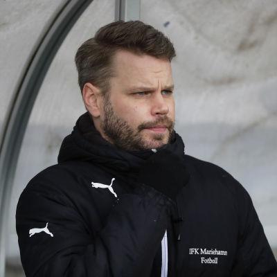 Peter Lundberg tar över U19-landslaget.