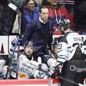 Ville Nieminens Pelicans åkte ut i kvartsfinalserien mot HIFK.