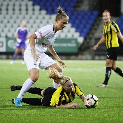 FC Honkas Jutta Rantala.