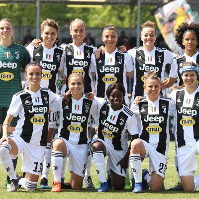 Juventus startelva.