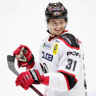 Jesperi Kotkaniemi, Ässät 2018.