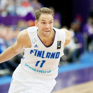 Petteri Koponen, basket