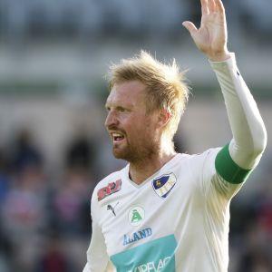 Jani Lyyski, IFK Mariehamn