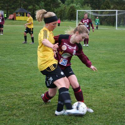 KSF mot FC United sommaren 2012