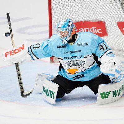 Janne Juvonen, Lahden Pelicans