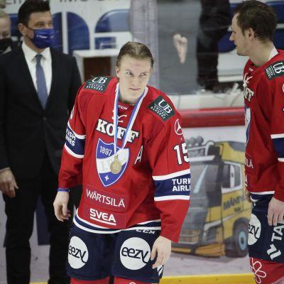 HIFK Anton Lundell