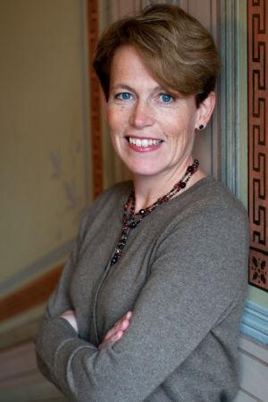 Folktingsordförande Christina Gestrin