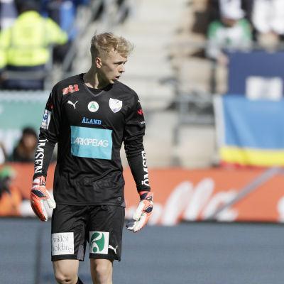 Walter Viitala, IFK Mariehamn, 2016.
