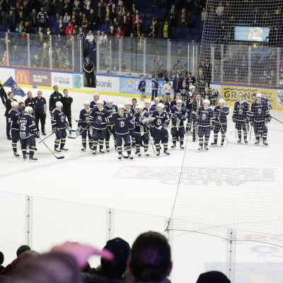 Kan Esbopubliken få se ligahockey nästa säsong trots allt?