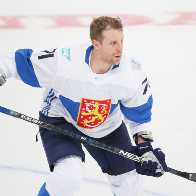Leo Komarov, World Cup 2016.