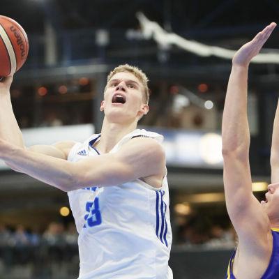 Lauri Markkanen är på väg mot NBA.