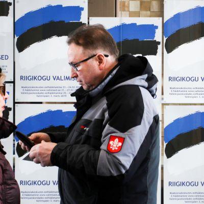 Millaisen äänisaaliin oikeistopopulistit saavat Virossa?