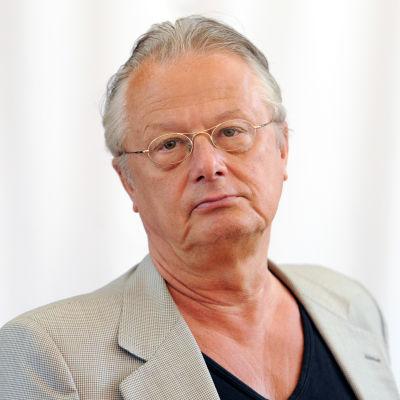 Porträtt av regissören och teaterchefen Frank Castorf.