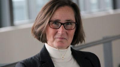 Mona Forsskåhl har varit rektor vid Arcada sedan 2018.