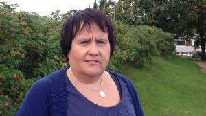 sfp:s ordförande i Pargas Regina Koskinen