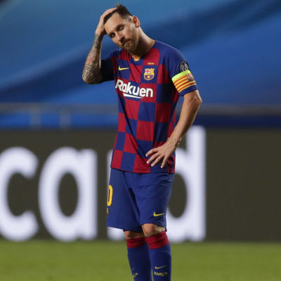 Lionel Messi har representerat Barcelona i snart 20 år.