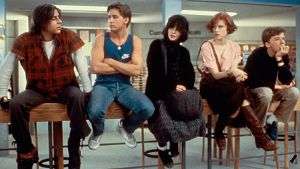 Breakfast Club, ohjaus John Hughes.