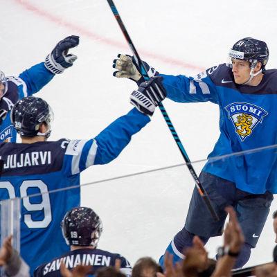 Markus Hännikäinen, Finland. Ishockey-VM 2017.