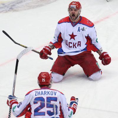 Aleksandr Radulov är en av de största stjärnorna i KHL.