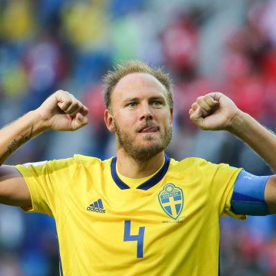 Andreas Granqvist.