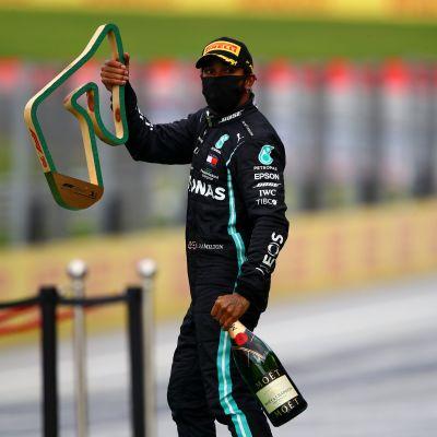 Lewis Hamilton, palkinnot