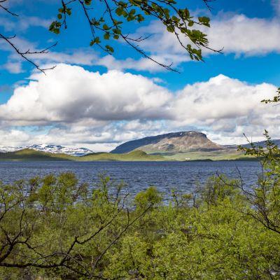 Enontekiö, Kilpisjärvi -kuva