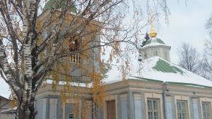 Lappeenrannan ortodoksinen kirkko 2016