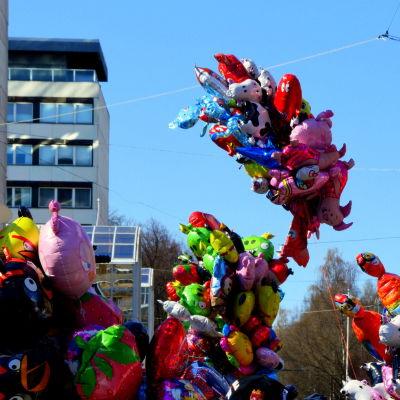 Ballonger hör första maj till